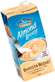 Almond Breeze 1 litre Barista Blend